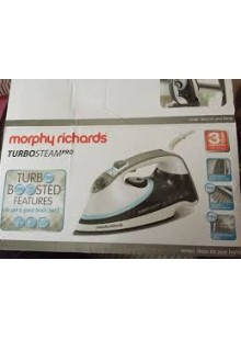 Утюг Morphy Richards Turbosteam Pro Precision Temp Steam Iron 303113 Precision Steam Iron