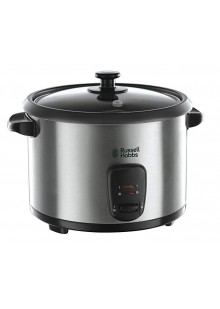 Рисоварка и пароварка Russell Hobbs Rice Cooker and Steamer 19750, 1.8 L - Silver