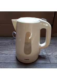 чайник Tower T10014C Elements Rapid Boil Jug Kettle, 3000 W, 1.7 Litre, Cream